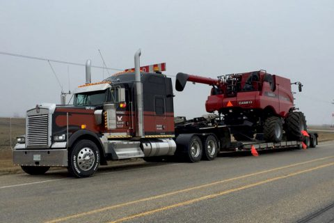 Permalink to:Farm Equipment Hauling